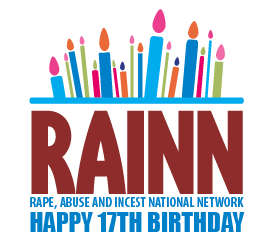 Happy Birthday RAINN