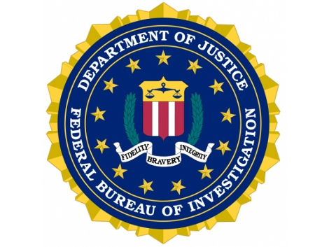 Department of Justice Federal Bureau of Investigation seal