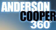 Anderson Cooper 360 loho