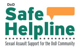 Safe Helpline logo