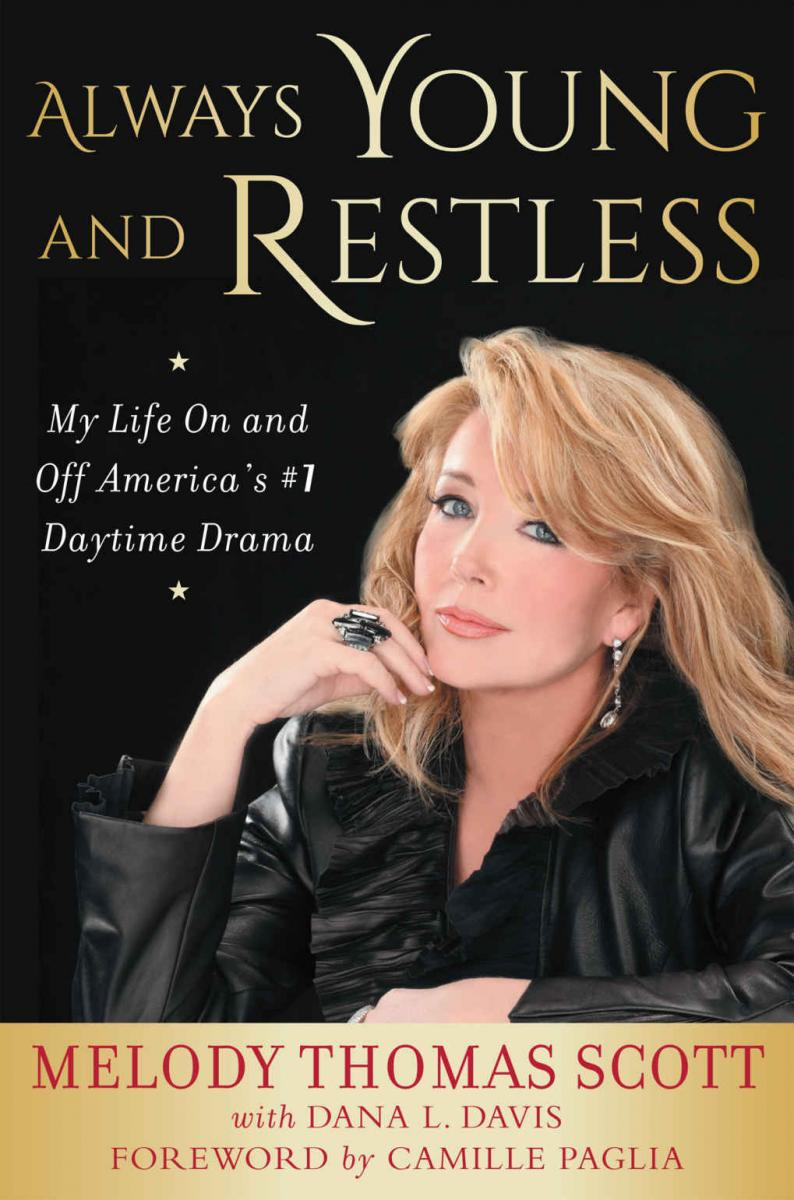 Book cover of Always Young and Restless