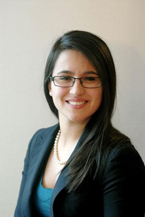 Jessica Leslie, Interim Vice President, Victim Services